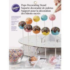Cake pop stativ