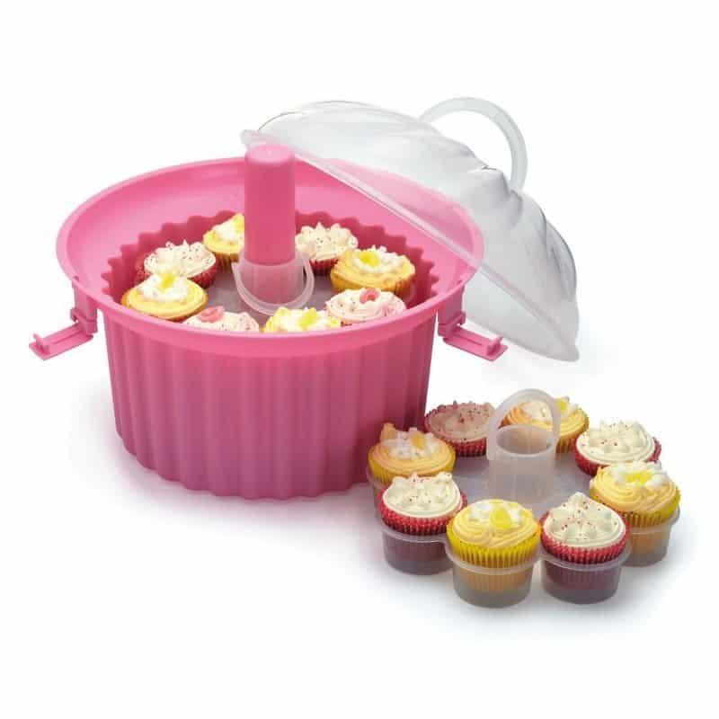 Cupcake transportkasse