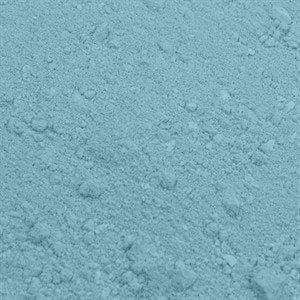 Spiselig pulverfarve babyblå