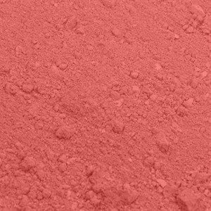 Spiselig pulverfarve rosa