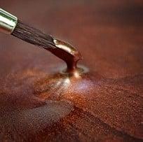 Spiselig maling, kobber
