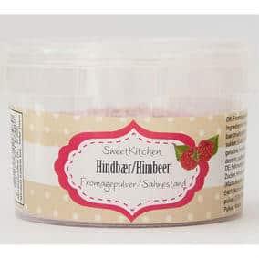 Hindbær-fromagepulver