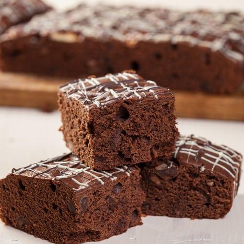 Kagemix til Brownies