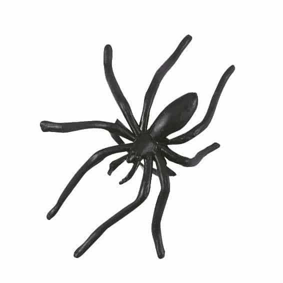 Edderkopper til kagedekoration