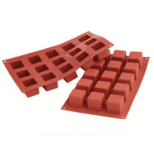 Silikoneform - Cube