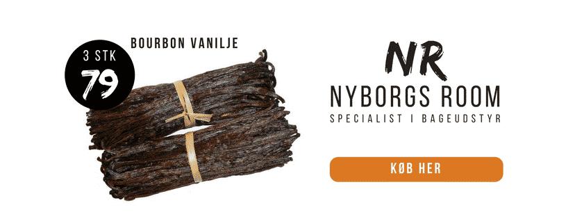 Bourbon Vanilje