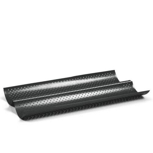 Perforeret fluteform
