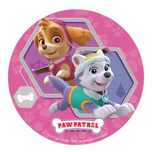 Spiseligt billede med Paw Patrol