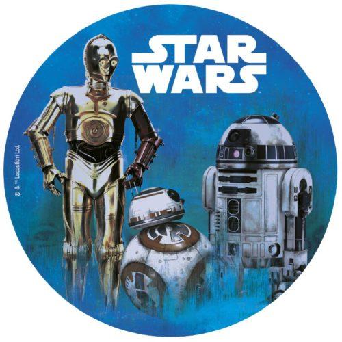 Spiseligt billede med Star Wars