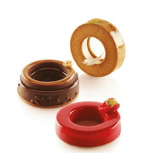 Silikoneform - The Ring 65