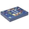 Aeske til hjemmelavet chokoladejulekalender - Merry Christmas