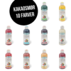 Squires Kitchen Kakaosmoer - Alle 10 farver